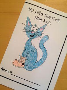 I love Pete the Cat