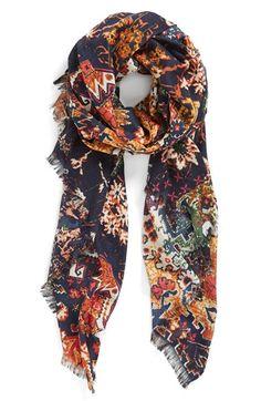 Gorgeous fall scarf