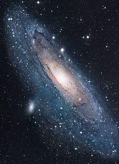 Andromeda Galaxy (M31) wide-field image