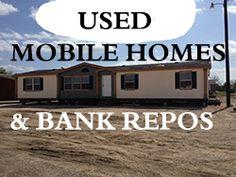 Buy Used Double Wide Manufactured Homes. Bank repo storage center in San Antonio Texas. GoSpursGo!