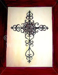 Painting on pinterest cross paintings painted furniture for Painting with a twist conroe