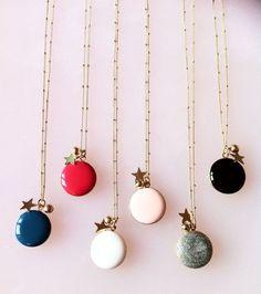 Necklaces by Hop Hop Hop