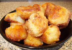 Oven Roasted Potatoes recipe | CookIT