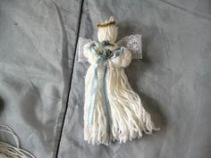 Christmas Yarn Angel