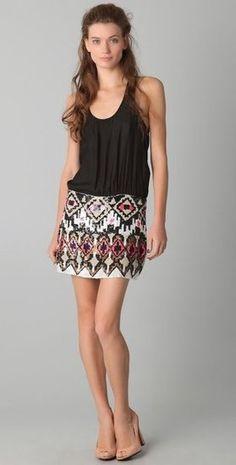 navajo, patterns, dresses, new years eve, parker dress, dress styles, design, black, parker sequin