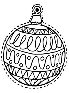 Ornament Printable Christmas Decorations - Bing Images