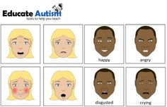 Freebie of the Week: Emotions PECS Cards- pinned by @PediaStaff – Please Visit  ht.ly/63sNt for all our pediatric therapy pins