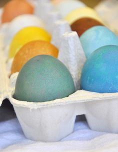 Homemade, all natural and nontoxic Easter egg dye.  Try cranberry or beets for a beautiful pink.