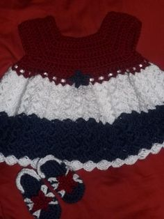 Diamond Infant Dress