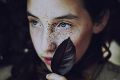 Cristina Hoch, 21-Year-Old Photographer's Strikingly Expressive Portraits Peer into the Soul - My Modern Met