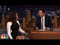 ▶ Maya Rudolph and Jimmy Fallon During Commercial Break - YouTube