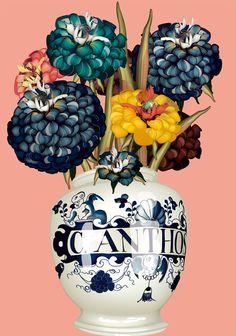 Illustration by Carmen Garcia Huerta.
