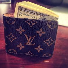 Cute wallets and making BANK! That's my future ;)