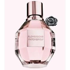 my favorite perfume, FlowerBomb!