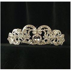 Princess Diana's wedding tiara.