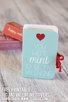 Tic Tac Valentine Fr