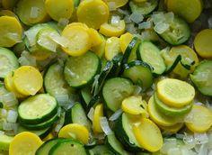 SCD Zucchini & Onions