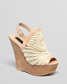 STEVEN by Steve Madden #wedge #shoes #sandals $104 (reg 149)