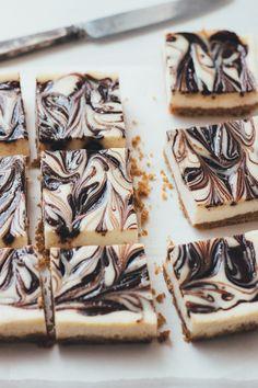 Nutella Swirl Cheesecake