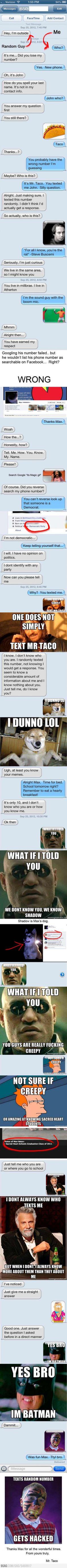 This is amazing. Quite hilarious