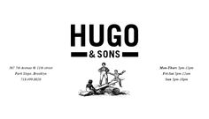 hugo and sons | park
