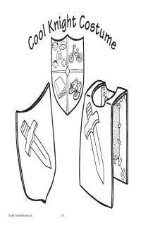 Cool Knight Costume