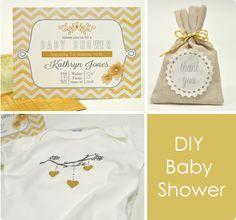 DIY Baby Shower