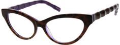 6285 Acetate Full-Rim Frame