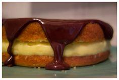 Recipe: Boston Cream Pie (Cake) — Dessert Fiend
