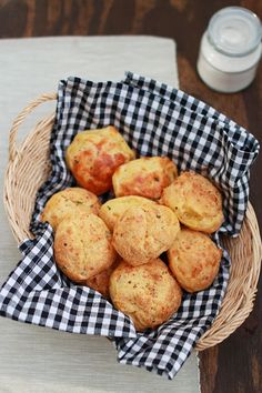 Gougères (French Cheese Puffs): instead of your regular parker house rolls, perhaps you can try this French cheese puffs or Gougères recipe. Everyone could always use some extra cheese, especially the ones mixed with dough and baked to golden perfection. What are you making for Thanksgiving?