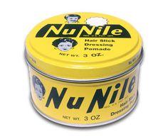 niet voor, dus niet, nu nile, nile pomad, murray nu, gentleman style, hair slick, retro packag