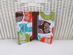 Owl Card Holder / Multicolored Owl Card Holder / by KthysKreations, $8.50