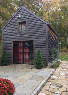 Barn in Northwestern Connecticut  #dearthdesign #austin #texas #luxury #home #builders #association #exteriors  www.dearthdesign.com