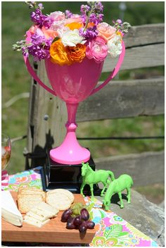 Kentucky Derby Party - Creating Couture Parties :: Party Blog