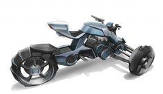 TrailTrike concept 1
