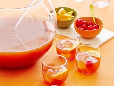Hurricane Passion Punch Recipe : Food Network Kitchen : Food Network - FoodNetwork.com