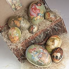 Easter eggs by Bethany Lowe
