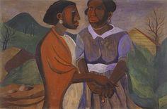 Romare Bearden, The Visitation, 1941