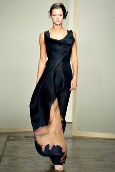 Donna Karan SS 2013