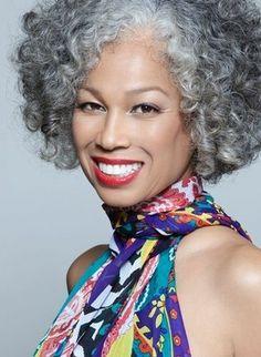 6 Tips For Older Women Considering Going Natural http://www.blackhairinformation.com/by-type/natural-hair/tips-older-women-going-natural/