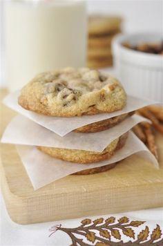 Caramel, Pretzel, Chocolate Chip Cookies - your homebased mom