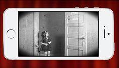 Silent Film Studio app turns your videos into silent movies. So fun!