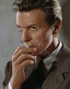 Bowie love.