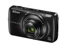 Check out the new Nikon COOLPIX S810c, an Android powered compact that you can download apps on to!