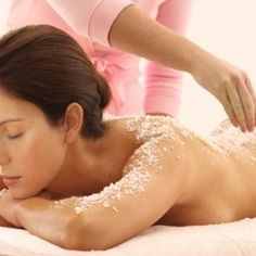 Homemade Body Scrub For Dry Skin