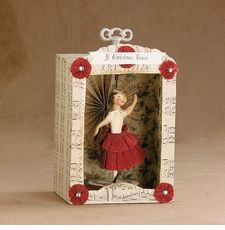 A Christmas Dance Shadowbox2007Sold-Out!
