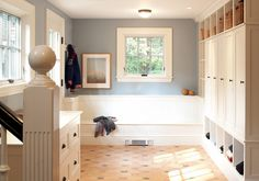 The Best Benjamin Moore Paint Colors - Silver Mist 1619