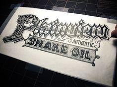 Plainview Snake Oil