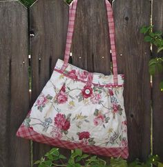 The Quilted Work Bag by Jo-Lydias Attic Designs #sewing #quilting