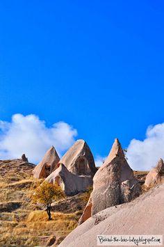 Fairy Chimney's - Cappadocia #Turkey #Travel #photography